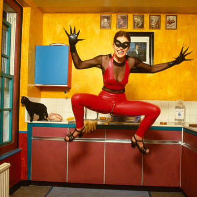 Catwoman, Chicken Dinner