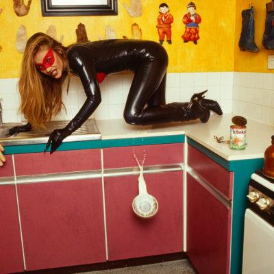 Catwoman, Spilt Milk