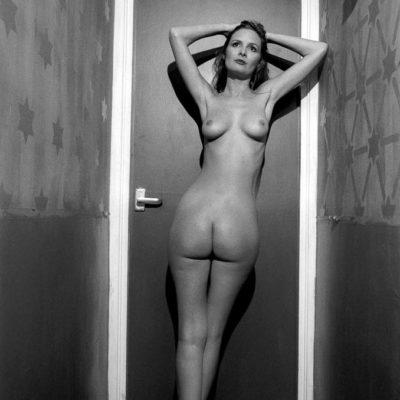 succubus standing in corridor